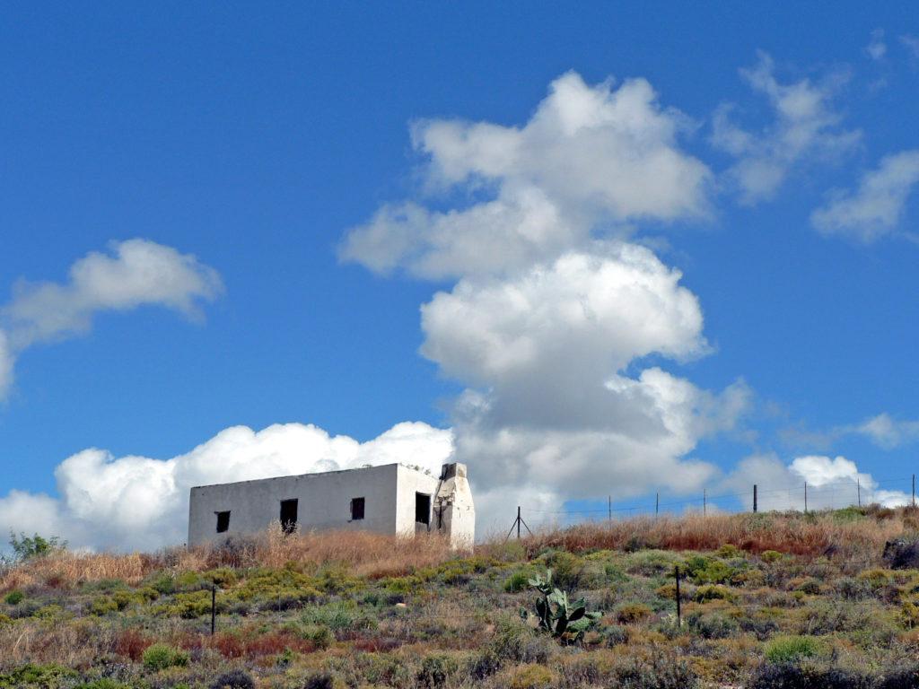 Western Cape province: Karoo landscape