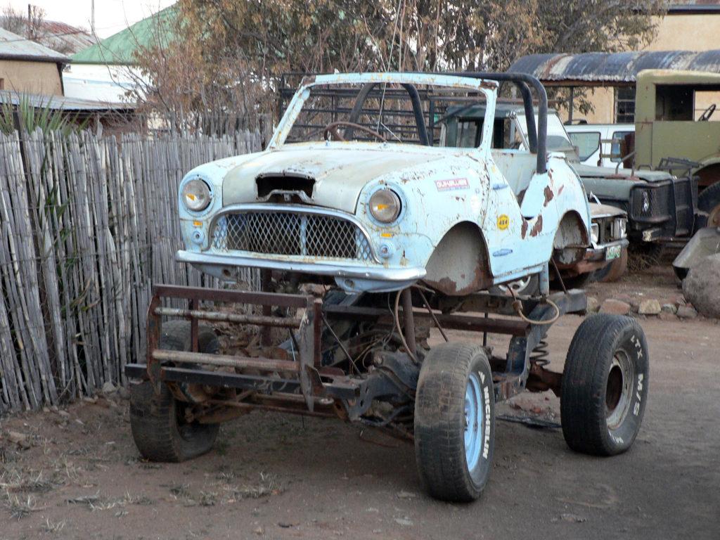 Philippolis, Free State: Pimped mini