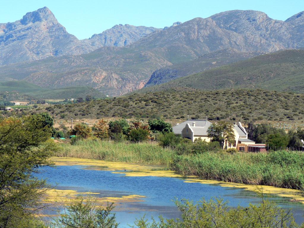 Western Cape province: Baviaanskloof Mountains