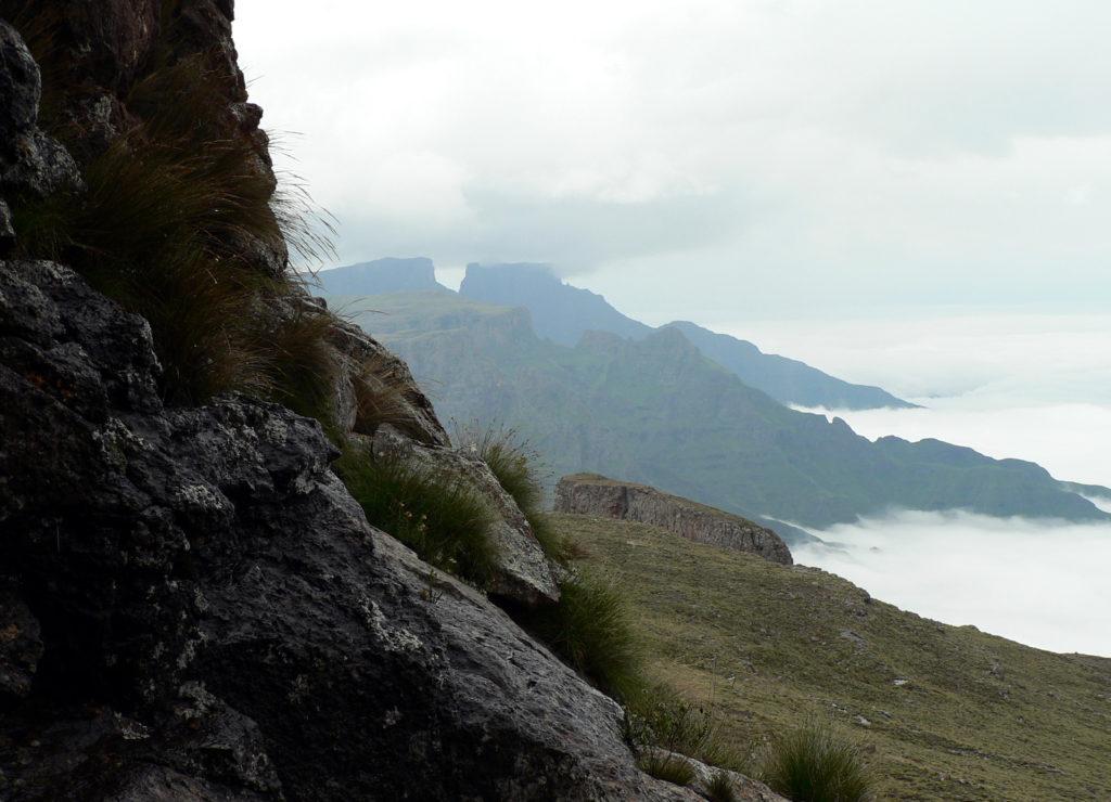Drakensberg, KwaZulu-Natal province: Injasuthi Nature Reserve