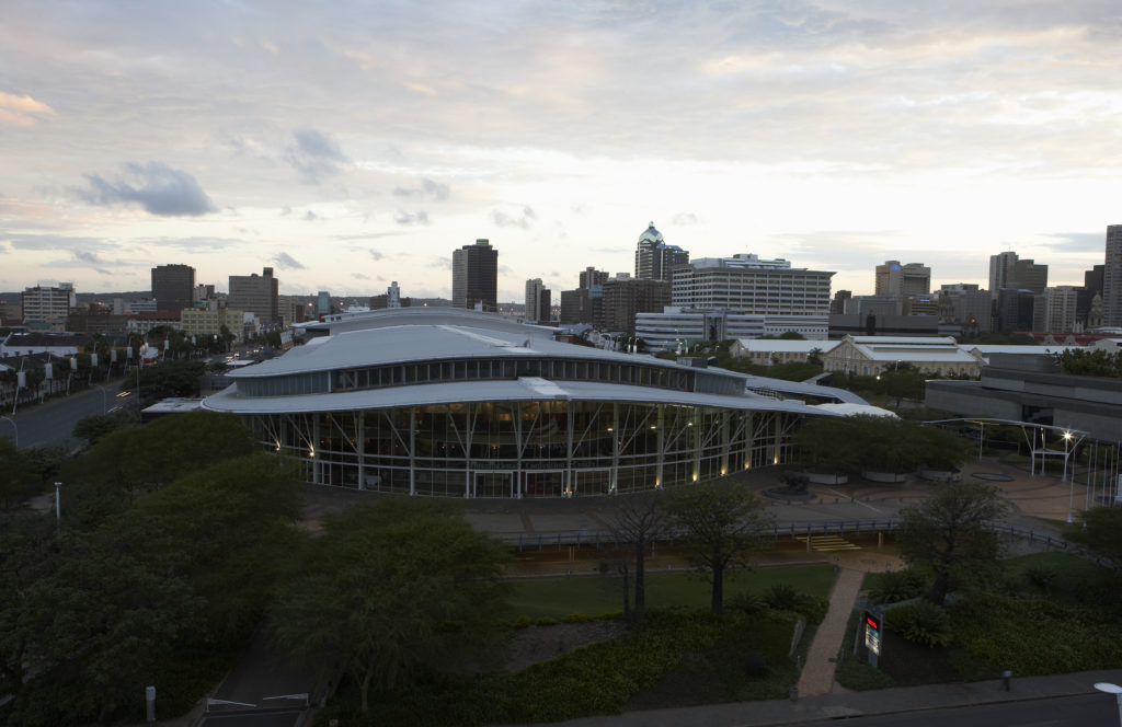 The Durban International Convention Centre