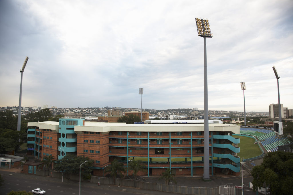 Durban, KwaZulu-Natal province: Kings Park Stadium