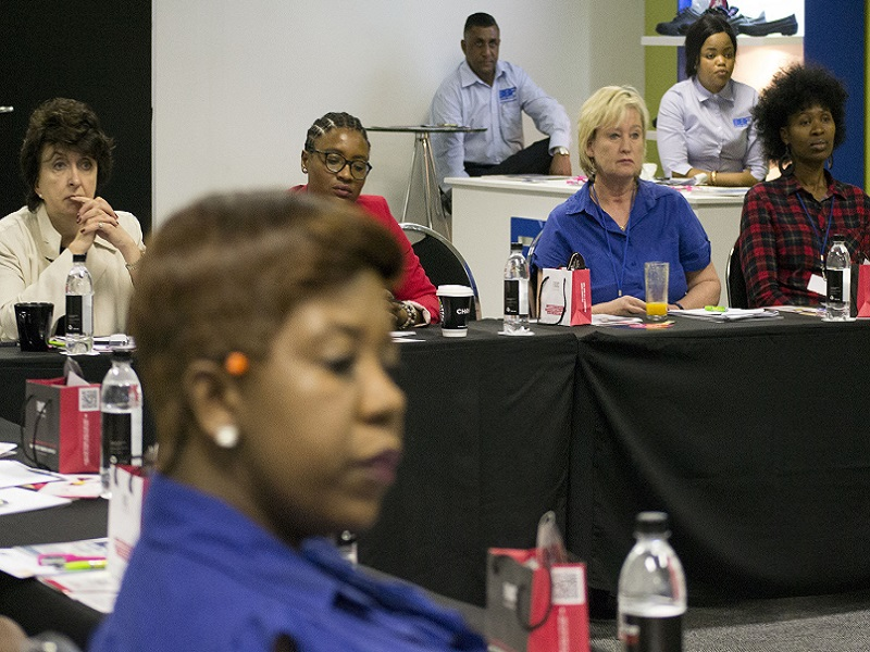 women in manufacturing south africa