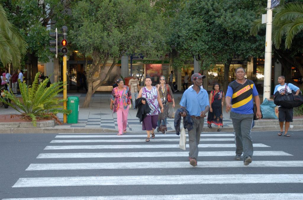 Cape Town, Western Cape province: Adderley Street