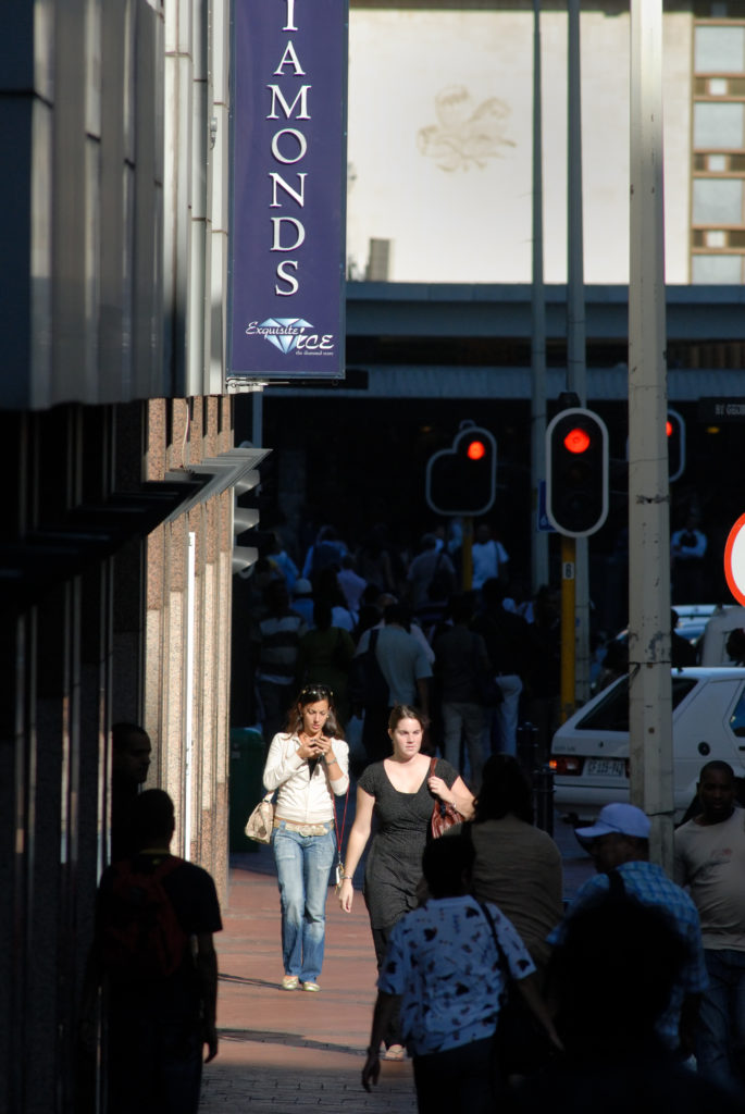 South Africa, Western Cape Province: Strand Street