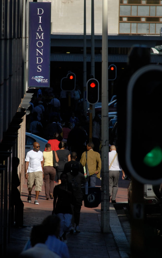 Cape Town, Western Cape province: Strand Street
