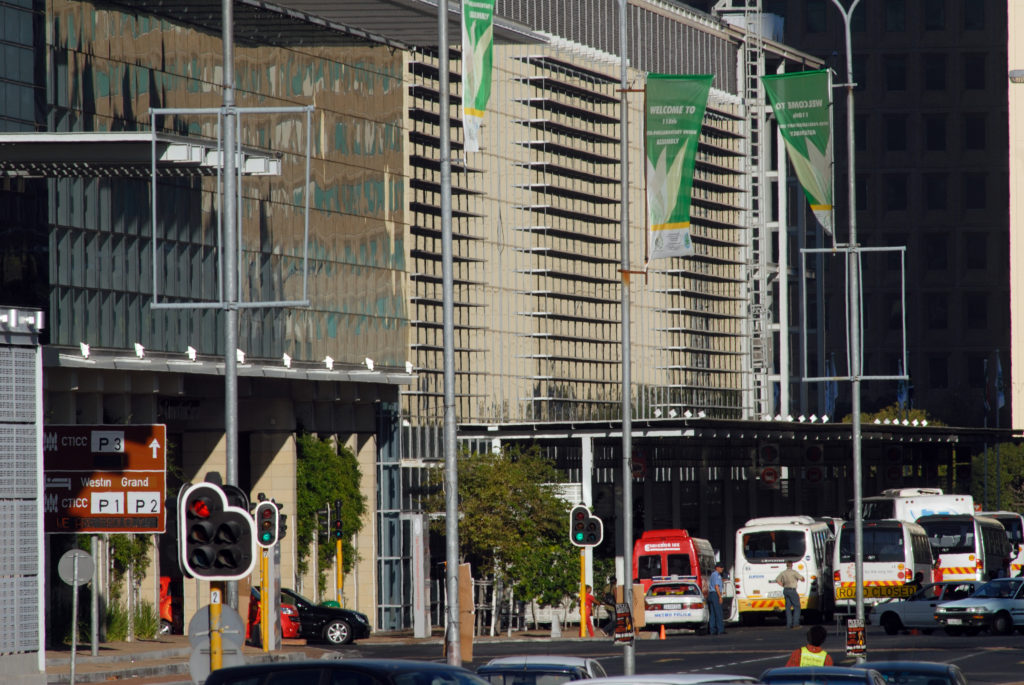 The Cape Town International Convention Centre