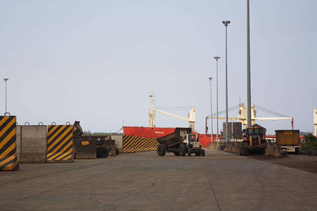 Richards Bay Harbour, KwaZulu-Natal