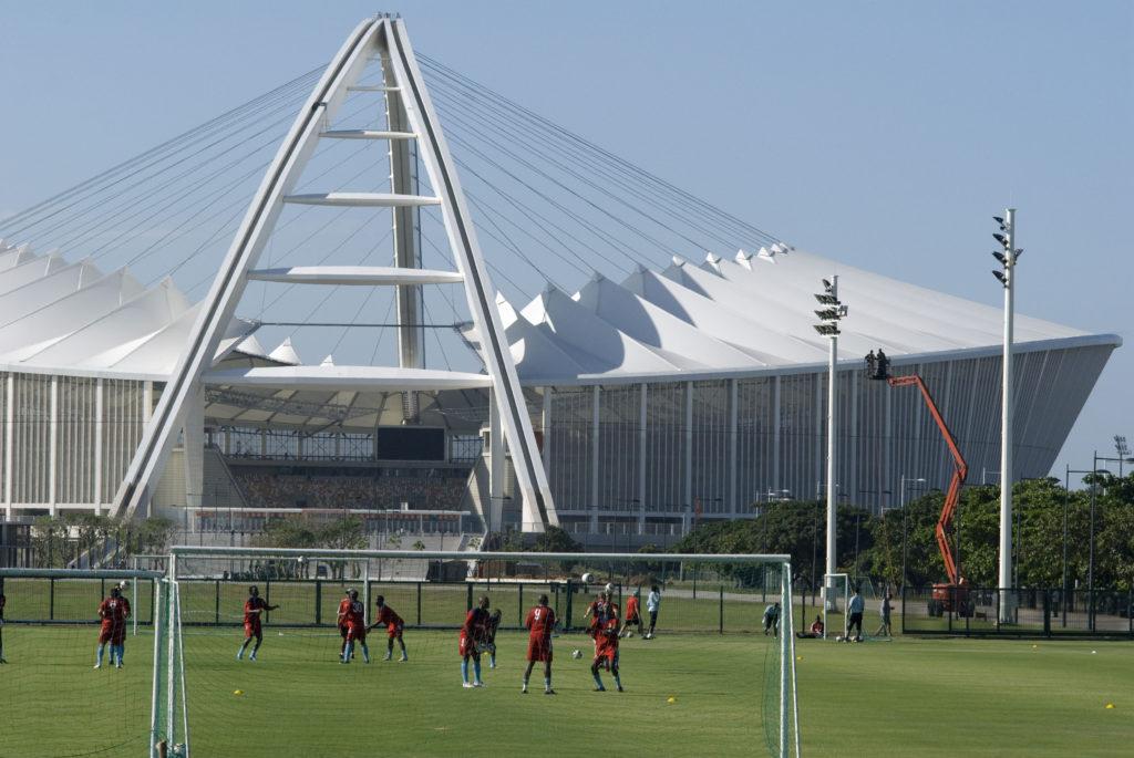 Moses Mabhida Stadium, KwaZulu-Natal province