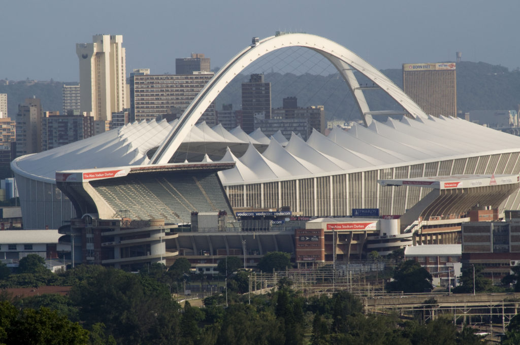 Moses Mabhida Stadium, KwaZulu-Natal