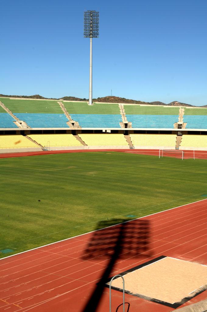 Royal Bafokeng Stadium, Rustenburg, North West province