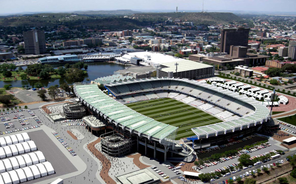 Free State Stadium, Bloemfontein, Free State province