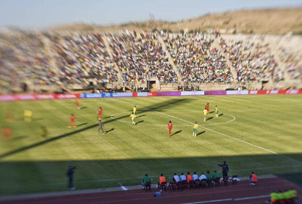 Bafana Bafana, South Africa's national football squad