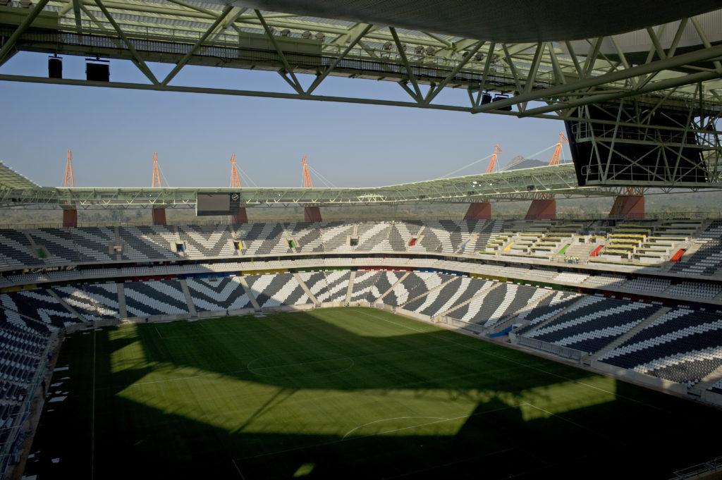 Mbombela Stadium, Nelspruit, Mpumalanga province