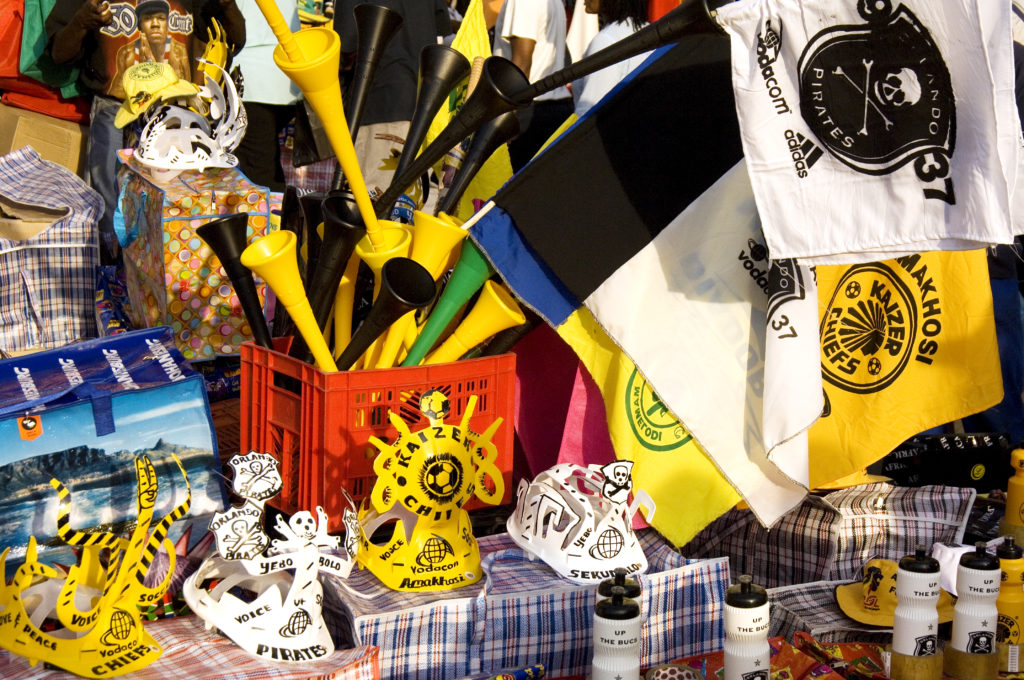 Johannesburg, Gauteng: Football memorabilia for sale