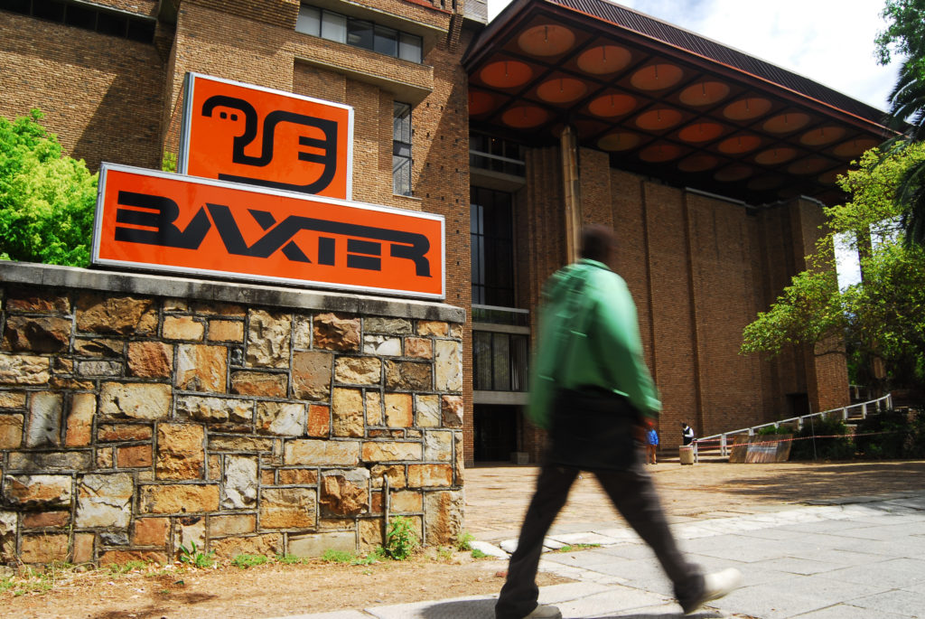 Cape Town, Western Cape province: The Baxter Theatre