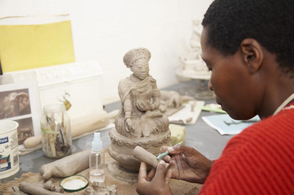 KwaZulu-Natal Midlands: Ardmore Ceramics