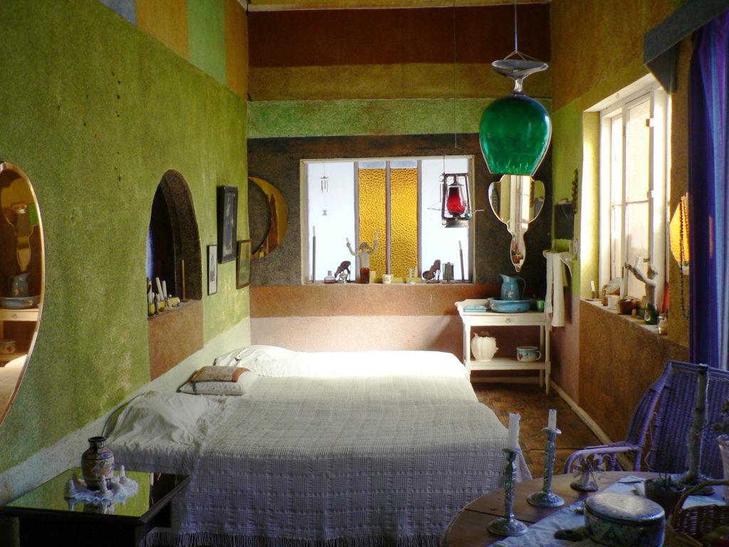 Nieu Bethesda, Eastern Cape province: The home of late artist Helen Martins