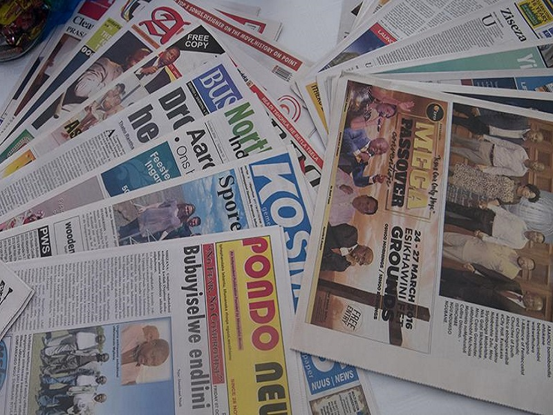 pocket reporters newspaper