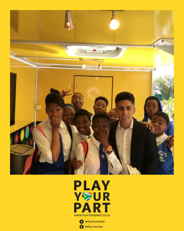 Play Your Part Roadshow - Free State
