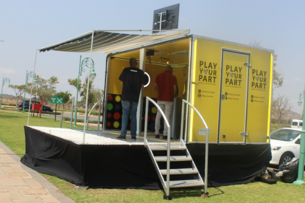 Play Your Part Roadshow - Limpopo