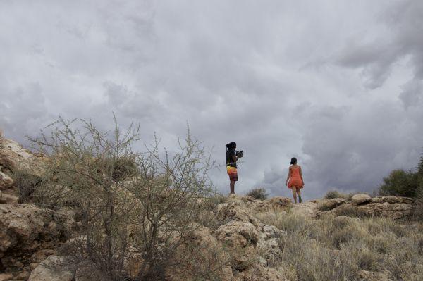 cinematographer_themba_vilakazi_filming_lost_tongue_main_character_helena_steenkamp_2