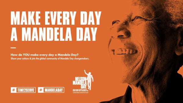 Mandela Day article