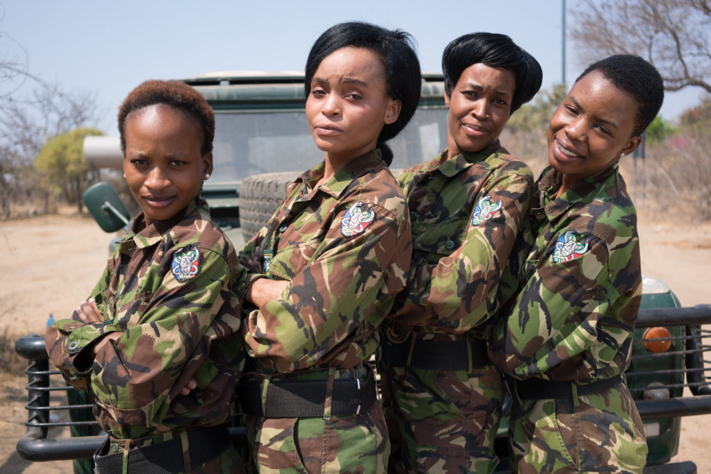 anti poaching unit