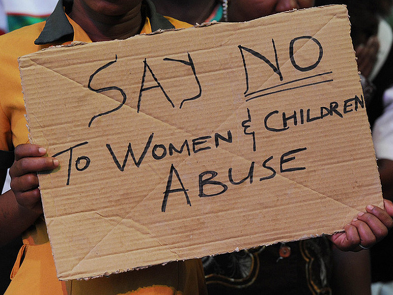 South Africa joins the global 16 Days of Activism for No Violence Against Women and Children campaign in 1998. (Image: South African Government, Flickr, CC BY-ND 2.0)