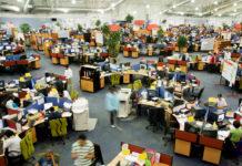 Call centre in Johannesburg