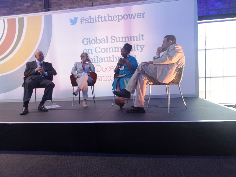 giving, panel, summit, philanthropy,