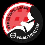 #CarseatFullstop logo