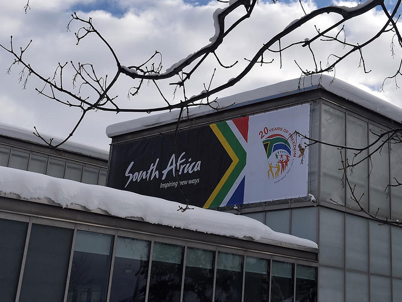 South Africa at Davos