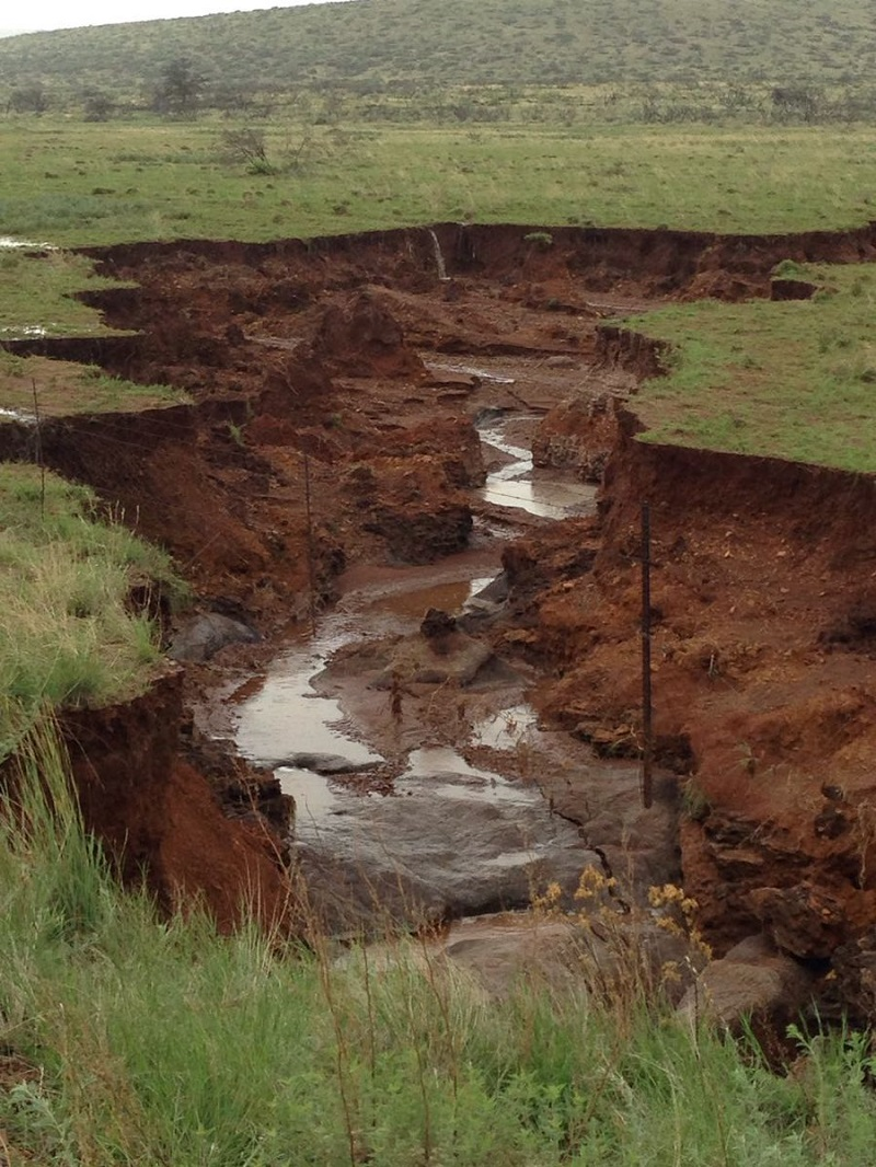 Northern Cape sinkhole