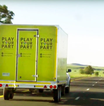 Play Your Part Roadshow Cube