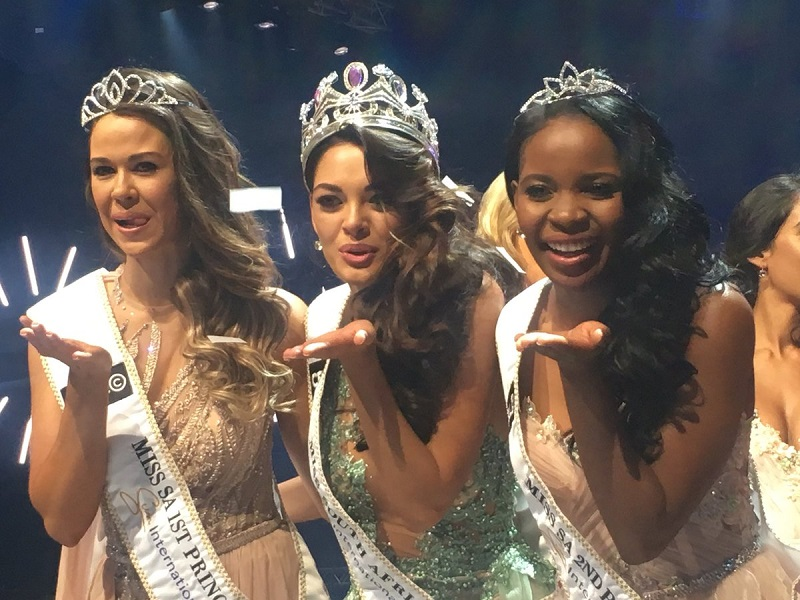 Miss South Africa, Demi-Leigh Nel-Peters,