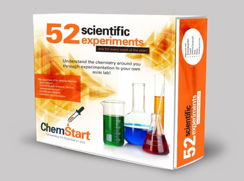 ChemStart kit, Bathabile Mpofu, STEM learning, education in South Africa
