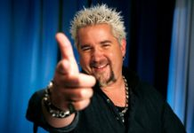Guy Fieri, Menlyn Maine, restaurant, food