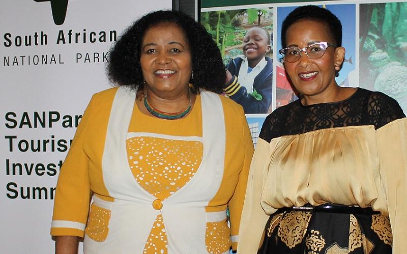 tokozile xasa tourism public-private partnerships