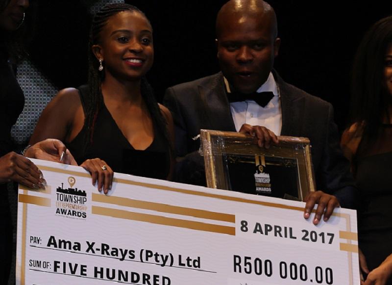 township entrepreneur ama x-rays