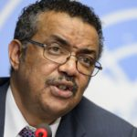 Dr Tedros Adhanom Ghebreyesus is the first African director-general of the World Health Organization