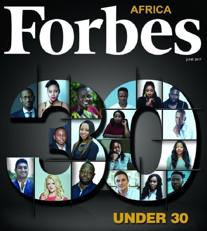 Forbes Africa, young entrepreneurs, 30 Under 30, business leaders of the future, Africa