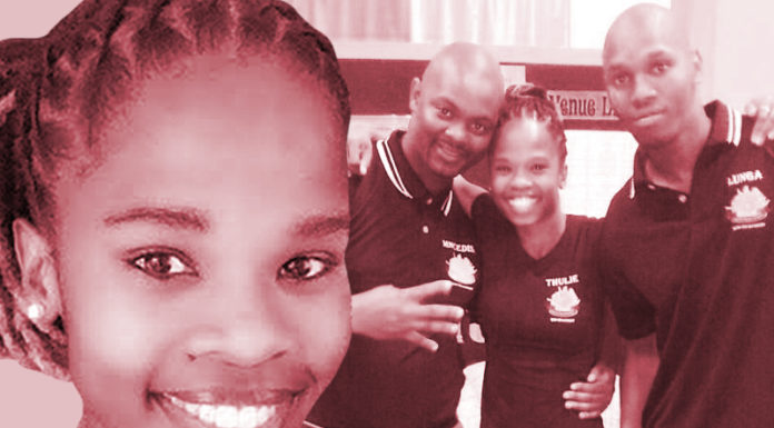 play your part ambassador Bathulile Mdabula change