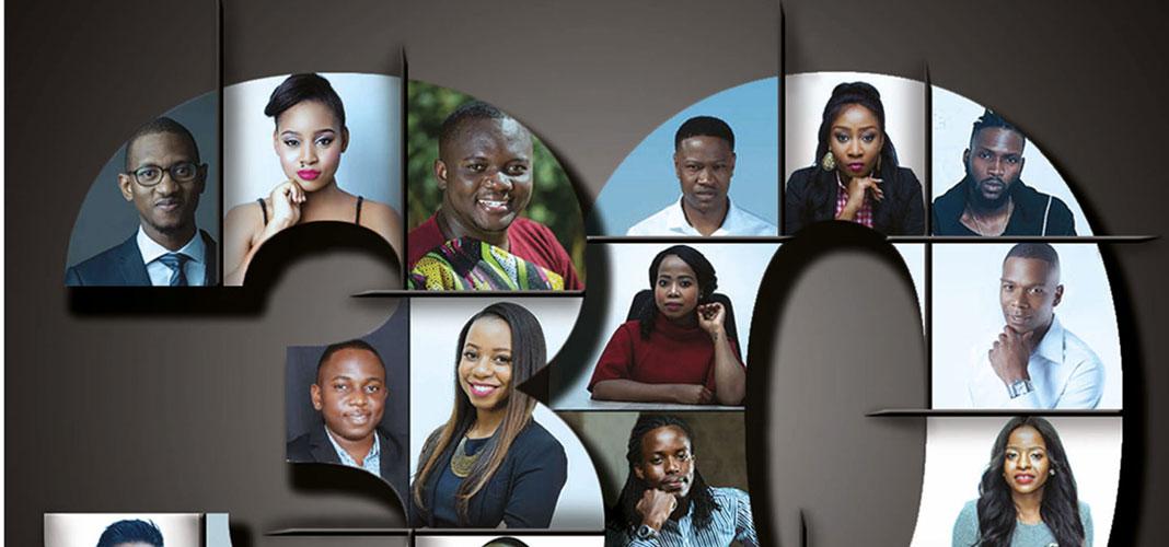 30 youth entrepreneurs