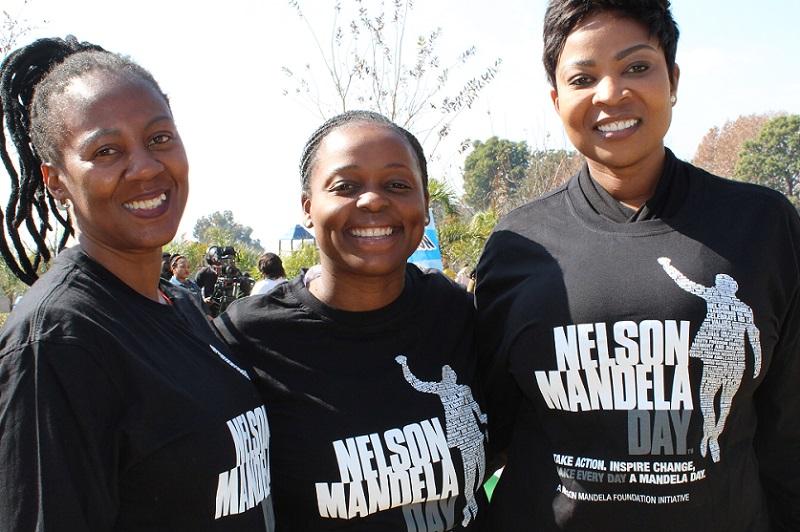 Mandela Day children's home JCI South Africa