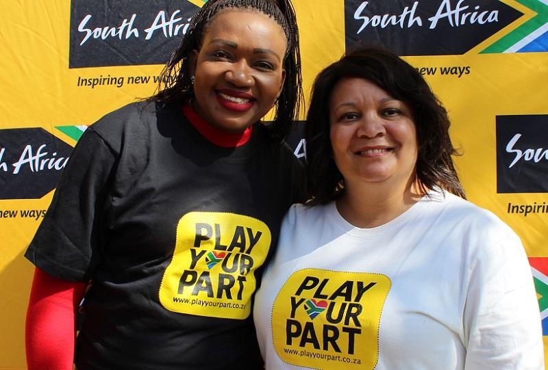 Mandela Day children's home Linda Sangaret