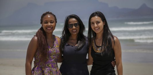 Three young South African community leaders have been given the Queen's Young Leader Award