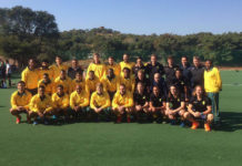 Men's Hockey team South Africa
