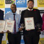 JCI South Africa Rudzani Mulaudzi