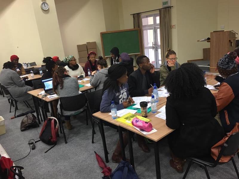 Rhodes University community service mentorship